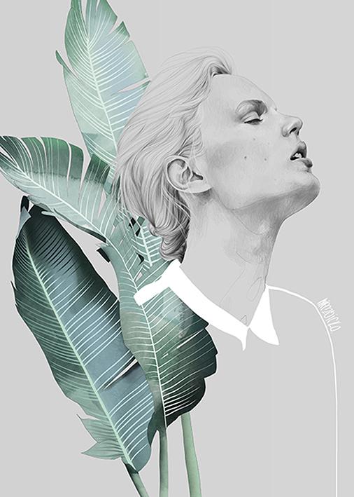 Foliage Girl